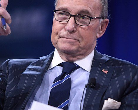 Kudlow:  Signs of Positive Economic Growth