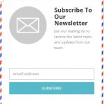 Pop-Up Subscription Form Repaired