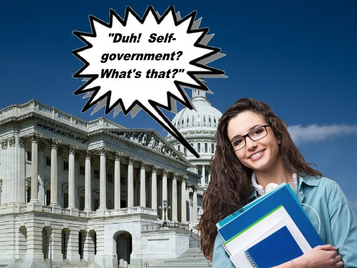 Is Today's American Really Capable of Self-Government?