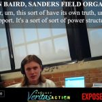 Project Veritas Releases New Video of Sanders Organizers