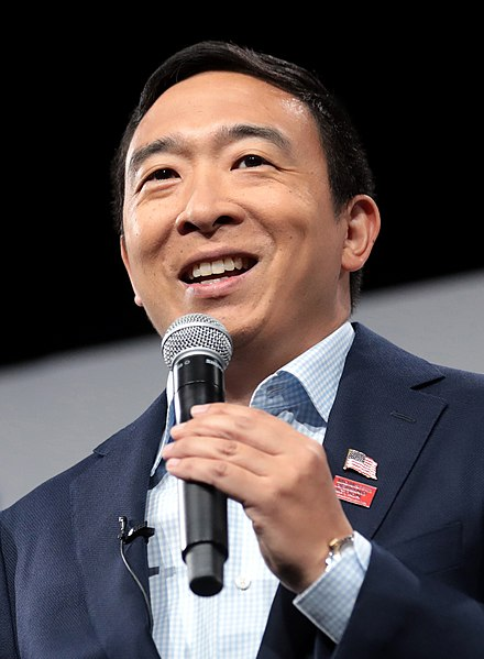 Reports:  Yang Suspends Presidential Campaign