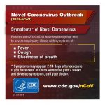 Novel Coronavirus Continues to Spread Worldwide