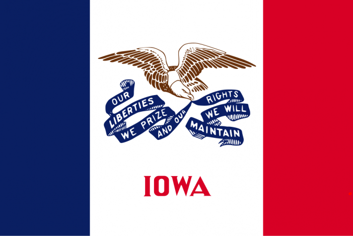 Iowa Voter Rolls:  Who is Right?