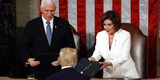 Trump Should Pardon Pelosi Now