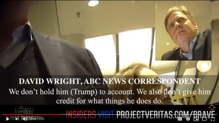 Project Veritas Video Shows Producer, Correspondent Decrying News Reporting