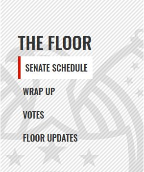 Senate Adjourns as Court of Impeachment, Reconvenes Wednesday