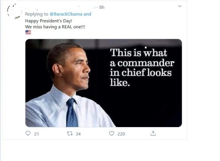 "Was Obama a ""Real"" President?"