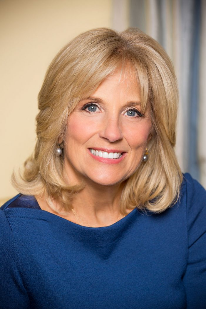 What Is Wrong with Biden––Jill Biden, That Is?