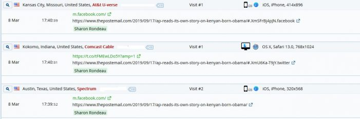 """Kenyan-Born Obama"" Article Goes Viral"