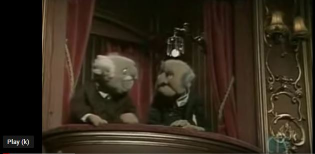 The Statler-Waldorf Debate