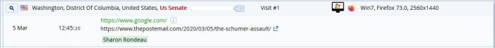 """""""US Senate"""" Reads Article Calling Out Schumer, Congressional Democrats"""
