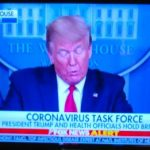 Monday's Coronavirus Task Force Briefing