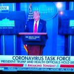 Wednesday Coronavirus Presser:  Americans' Mitigation Efforts Resulting in Fewer Casualties