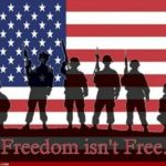 In Recognition of America's Fallen Patriots and Veterans on Memorial Day
