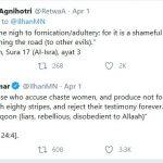 Ilhan Omar Wants Twitter User Beaten for Exposing Her Sin
