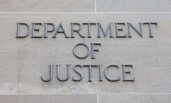 DOJ Calls for Big Tech Bias Reform Laws
