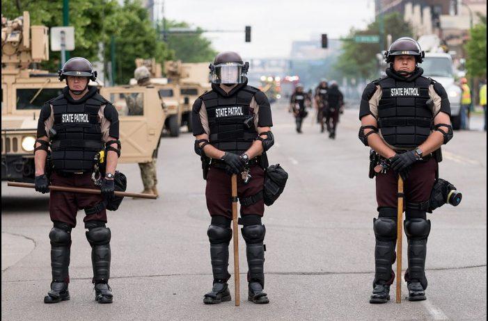 Rioters 1; Civilization 0 (RR)