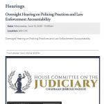 Report:  Bongino to Testify to House Judiciary Committee Wednesday