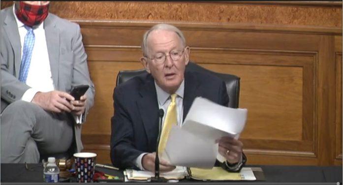 Senate Committee Hearing on COVID-19 Status