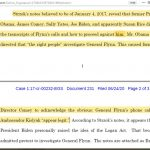 Court Filing Implicates Obama in Flynn Investigation
