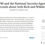 White House Petition Seeks Transparency on Seth Rich Documents