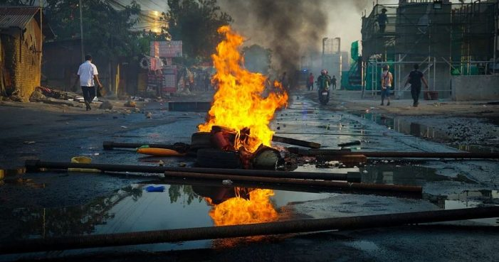 BLM, Riots & The Honeymoon Phase