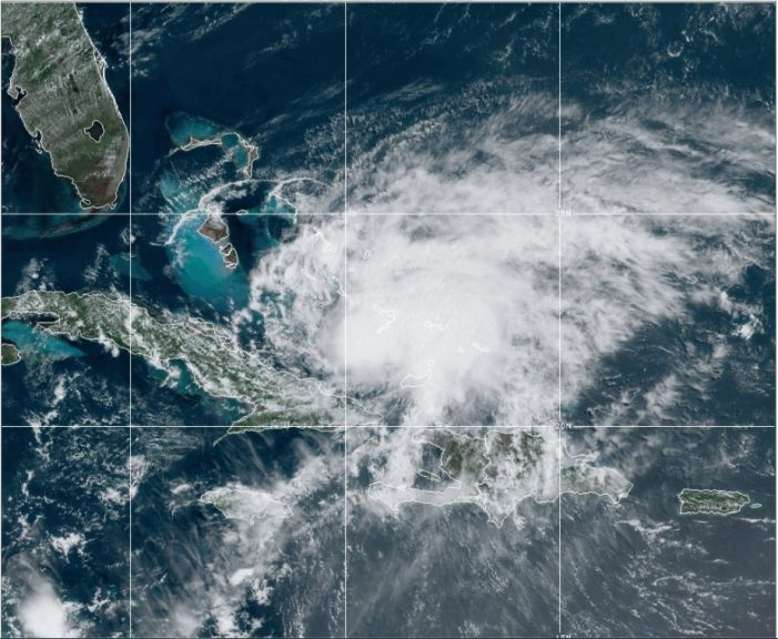 Trump and DeSantis Prepare for Hurricane Isaias, Provide COVID Update