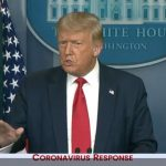 Trump Speaks on Coronavirus Progress, Hydroxychloroquine, America's Frontline Doctors