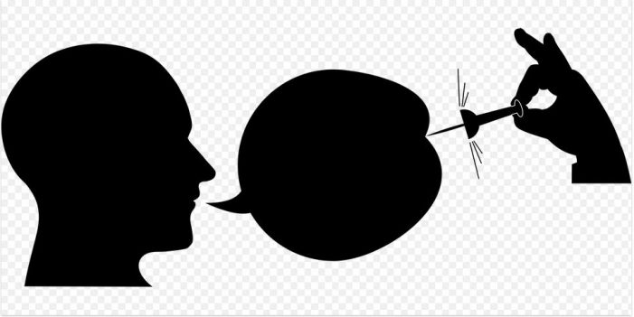 Free Speech vs. My Right Not to Hear It