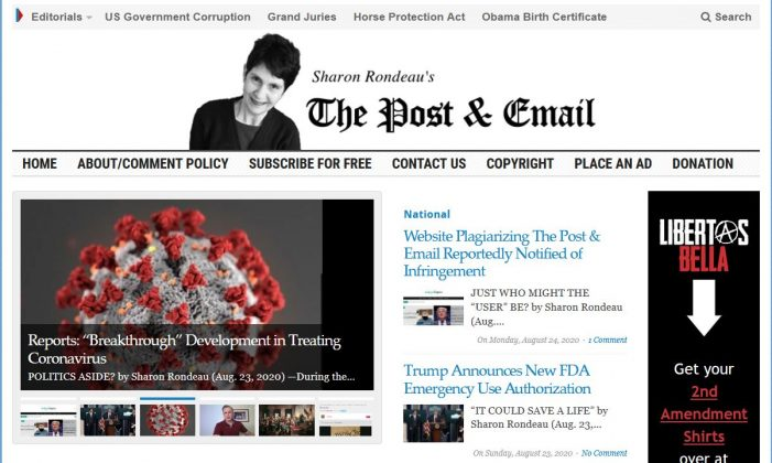 The Post & Email Needs a Facelift!