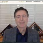 Comey Testifies to Senate Judiciary Committee