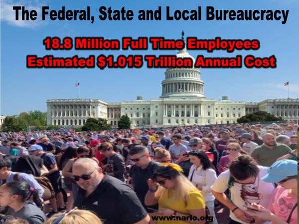 Will The Bureaucracy Be The Downfall of American Freedom?