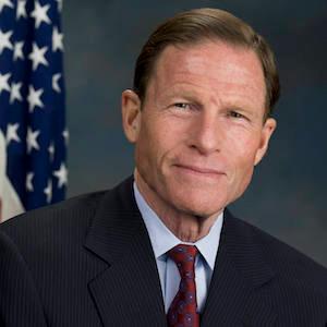 Senators Kennedy and Blumenthal Spar over Barrett Nomination