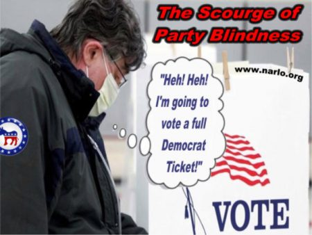 What Is In The Muddled Mind of the Democrat Voter?